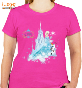 elsa-%-sven - Girls T-Shirt