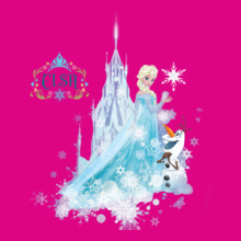 Group elsa-%-sven T-Shirt