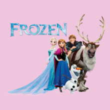 Group frozen-family T-Shirt