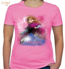 d-anna-in-pink T-Shirt