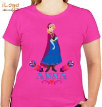 Anna anna- T-Shirt