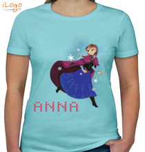 Anna anna-dancing T-Shirt