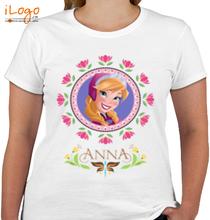 Anna anna-flowers T-Shirt