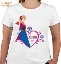 Anna anna-listen-to-ur-heart T-Shirt