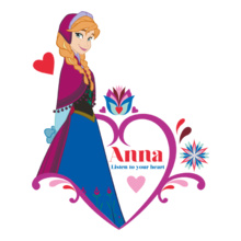 Anna anna-listen-to-ur-heart T-Shirt