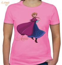 Anna princess-anna- T-Shirt