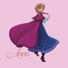 Anna princess-anna- T-Shirt