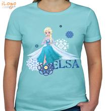 elsa- T-Shirt