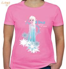 elsa-snow-queen T-Shirt