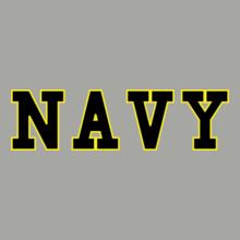 Navy NAVY-tshirt T-Shirt