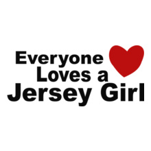 everyone-loves-a-jersey-girl T-Shirt