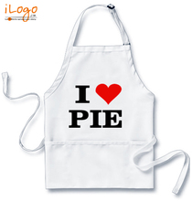 Popular Aprons i-love-you-pie T-Shirt