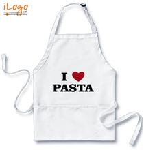 Popular Aprons i-love-pasta T-Shirt
