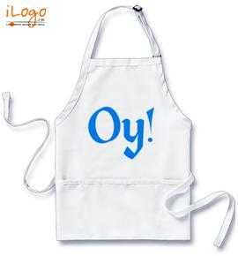 oy-% - Custom Apron