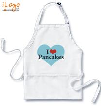 Popular Aprons i-love-pancakes T-Shirt