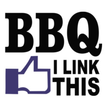 Popular Aprons bbq-i-link-this T-Shirt