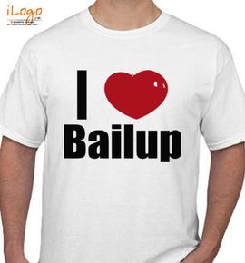 Bailup - T-Shirt