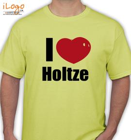 Holtze - T-Shirt