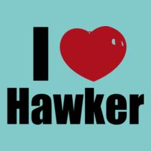 Darwin Hawker T-Shirt