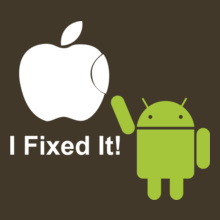 ANDROID I-Fixed-It T-Shirt