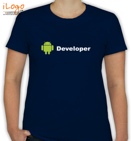 Android Developer - T-Shirt [F]