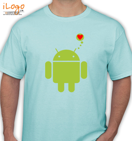 Android Love - T-Shirt