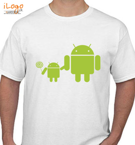 Android-Baby - T-Shirt