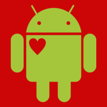 ANDROID Android-Lover T-Shirt