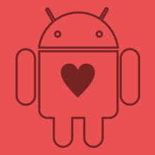 Androids-Heart T-Shirt