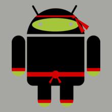 ANDROID Android-Ninja T-Shirt