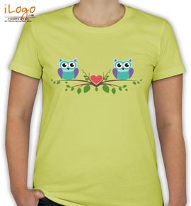 Owlways gether - T-Shirt [F]