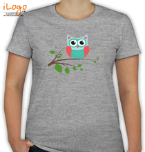 Owl For You T-Shirts