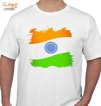 Indian Flag indian-flag- T-Shirt