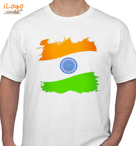 b0dce08e1 Indian-flag-1 Personalized Men's T-Shirt at Best Price [Editable ...