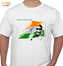 Indian Flag national-flag- T-Shirt