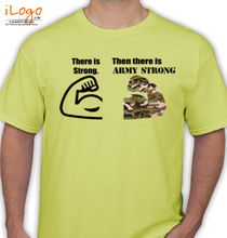 Army-Strong T-Shirt
