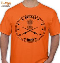 Indian-Army-Logo-T-shirt T-Shirt