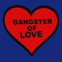 Valentine's Day GANGSTER-OF-LOVE T-Shirt