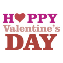 HAPPY-VALENTINE-DAY T-Shirt