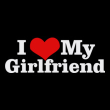 ILOVE-MY-GIRL-FRIEND T-Shirt