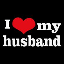 I-LOVE-MY-HUSBAND T-Shirt