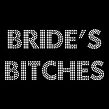 Bachelorette Party bride%s-bitches T-Shirt