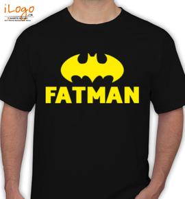 fatman - T-Shirt