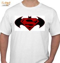 Batman batman-superman- T-Shirt