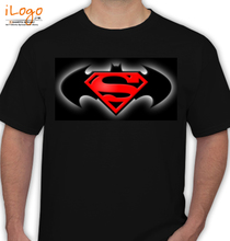 Batman batman-super-man T-Shirt
