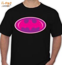 Batman -pink-batman T-Shirt