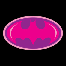 Batman -pink-batman T-Shirt