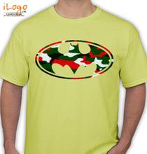 Batman christmas-camo T-Shirt