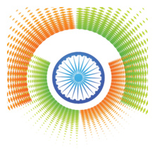 Indian Flag flag- T-Shirt