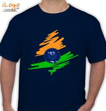 Indian Flag indian-flag T-Shirt
